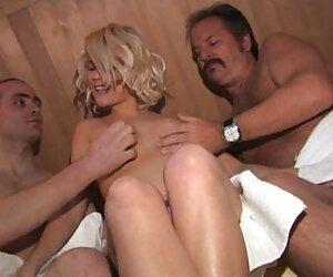 სექსი ჩაცმულ ქალსა პენისი და შიშველ მამაკაცთა შორის, წვეულება,